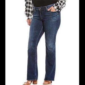 Silver jeans Suki High Slim Boot.